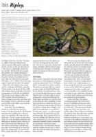 A SUBLIME Ripley review from Singletrack Magazine! image