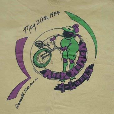 1984 rockhopper