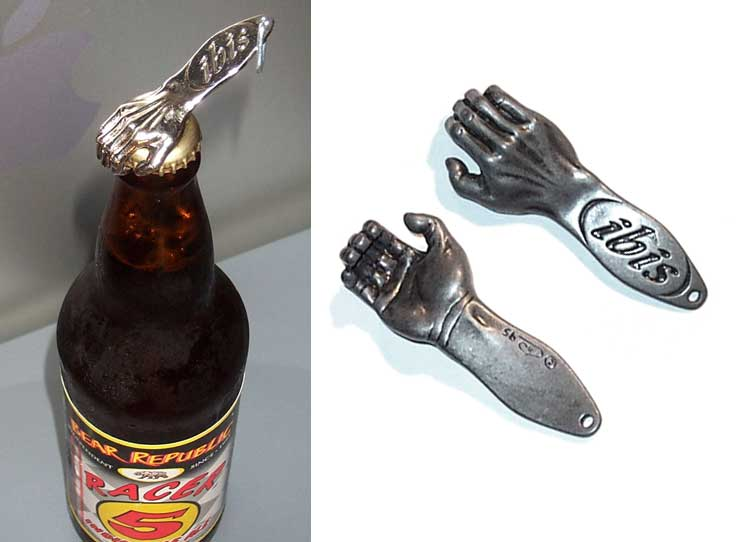 hand job bottle openers